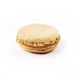 Macaron parfum Citron, de fabrication artisanale