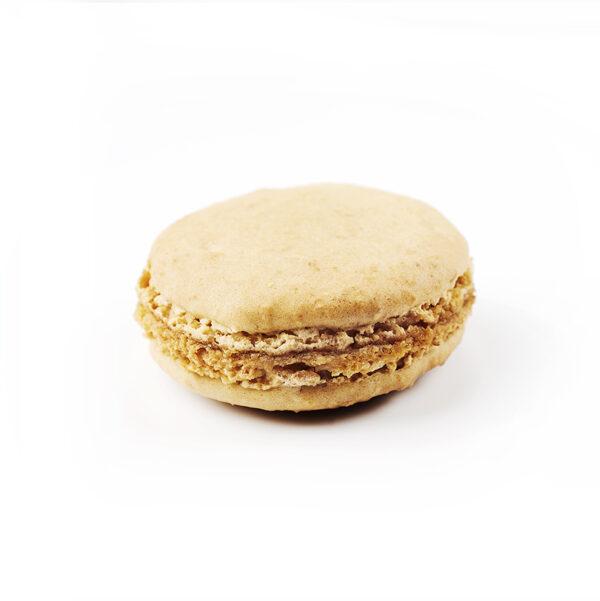 Macaron parfum Pistache, de fabrication artisanale