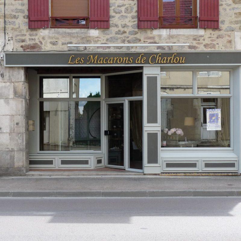 Plus qu'une Pâtisserie macaron, c'est une Biscuiterie Artisanale à Avallon